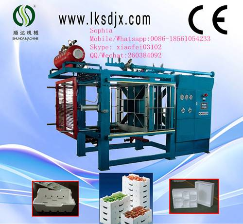 famous brand eps vacuum forming machine