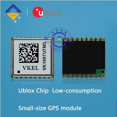 GPS Tracker Module VK1097U7M3 UBLOX Navigation Global Minimum Ultra-low Power GPS Module OEM/Wholesa