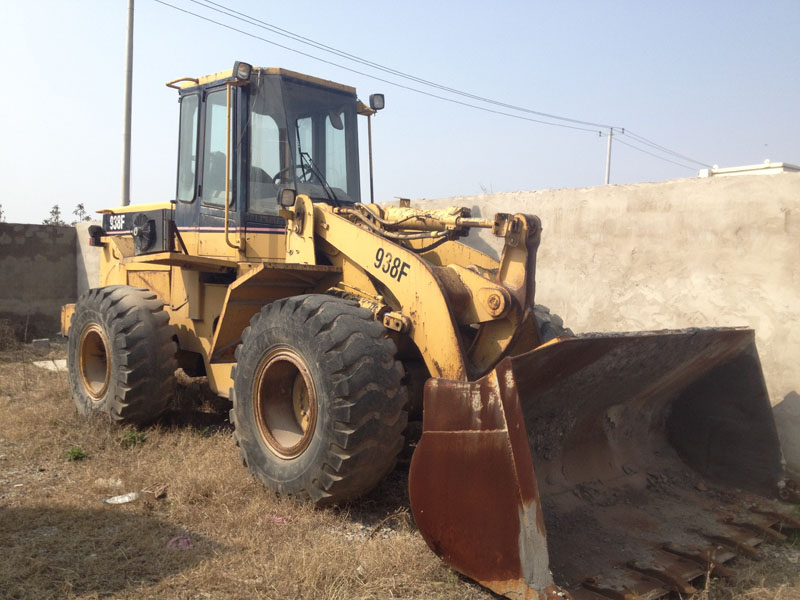 Caterpillar 938F wheel loader for sale, 950C 950E 936E also available