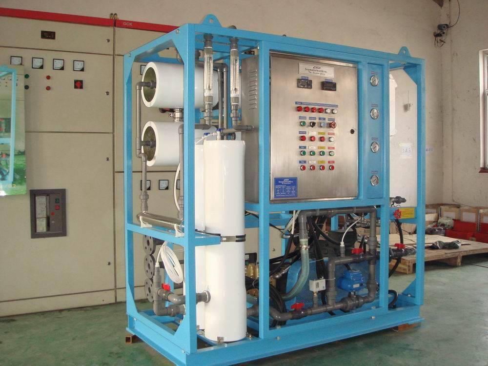 Seawater desalination equipment 200T/H