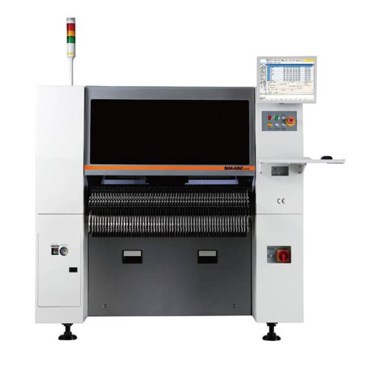 Hanwha SM482 Plus Pick and Place Machine