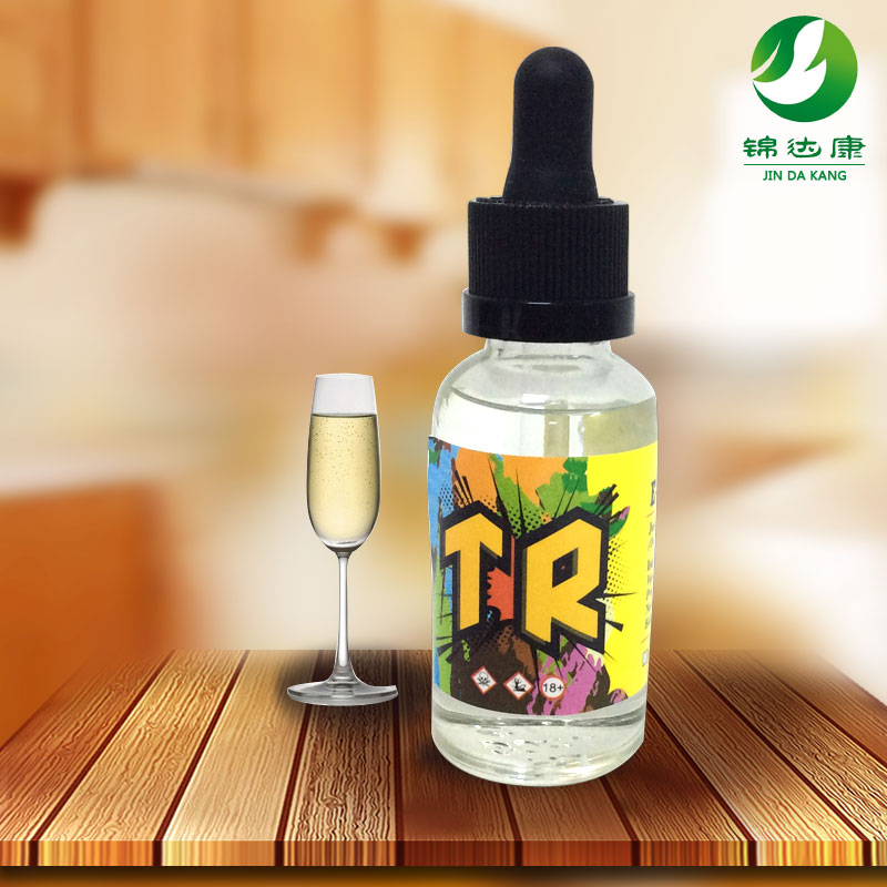 Champagne Flavors Is The Most Popular E-Liquid Flavors