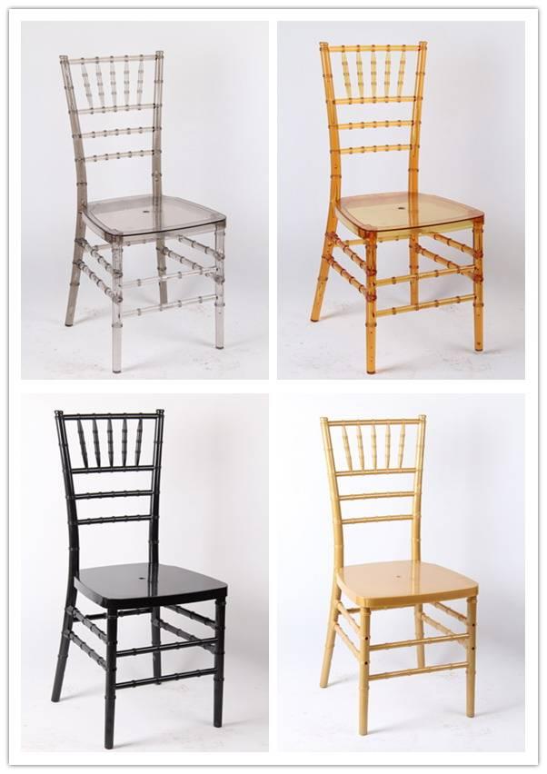 PC Resin Chiavari Chair