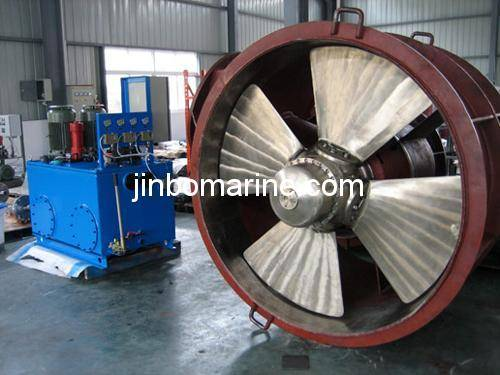 CPP Bow Thruster Picture  CPP Bow Thruster