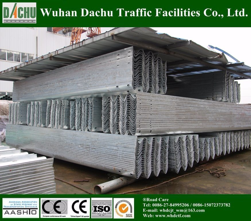 Cheap Two-wave Roadway Guardrail from China