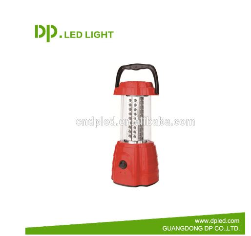 72 LEDs Camping Light Plastic Hanging Ultra Bright LED Lantern