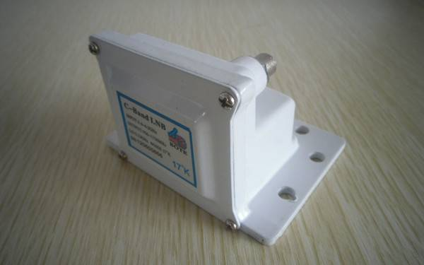 high quality and low noise c band single LNB for sale