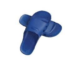 Anti-static PU Slipper Blue, White, Black color available