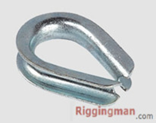 Haredware Rigging WIRE ROPE THIMBLE