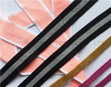 CrochetElastic custom underwear waistband fabric elastic bands wholesale