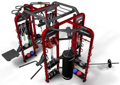 SK-247A Synrgy 360 lifefitness gym equipment body building equipment