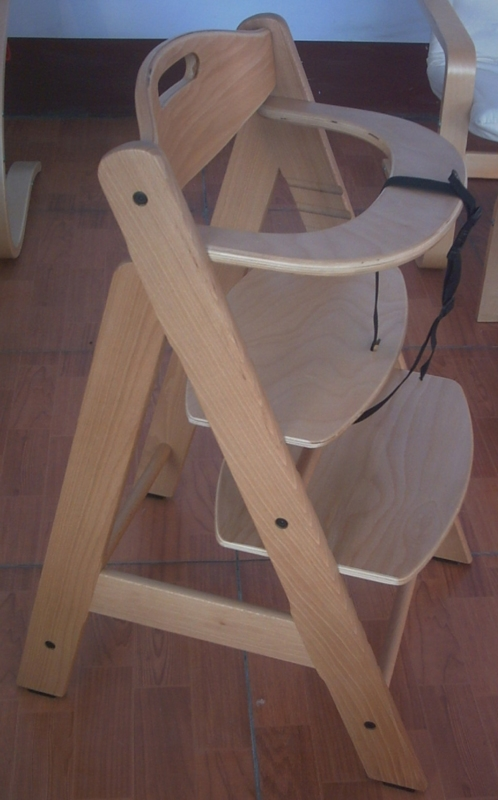 Solid Beech Child Chair