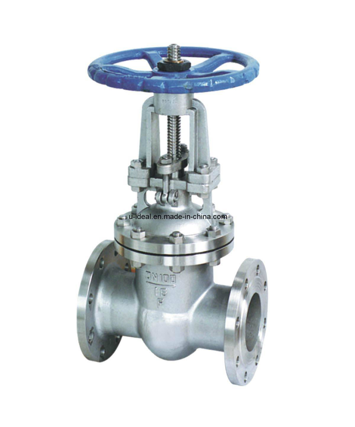 Stainless Steel ANSI Flanged Gate Valves