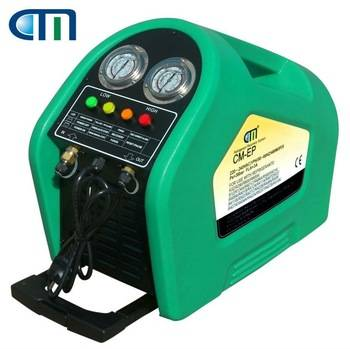 CM-EP Anti-Explosive Refrigerant Recovery Machine for HC Refrigerants