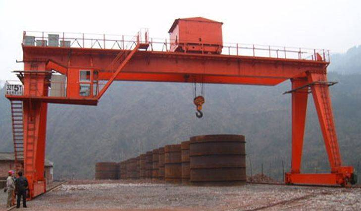 Heavy Duty Steel Portable Gantry Crane