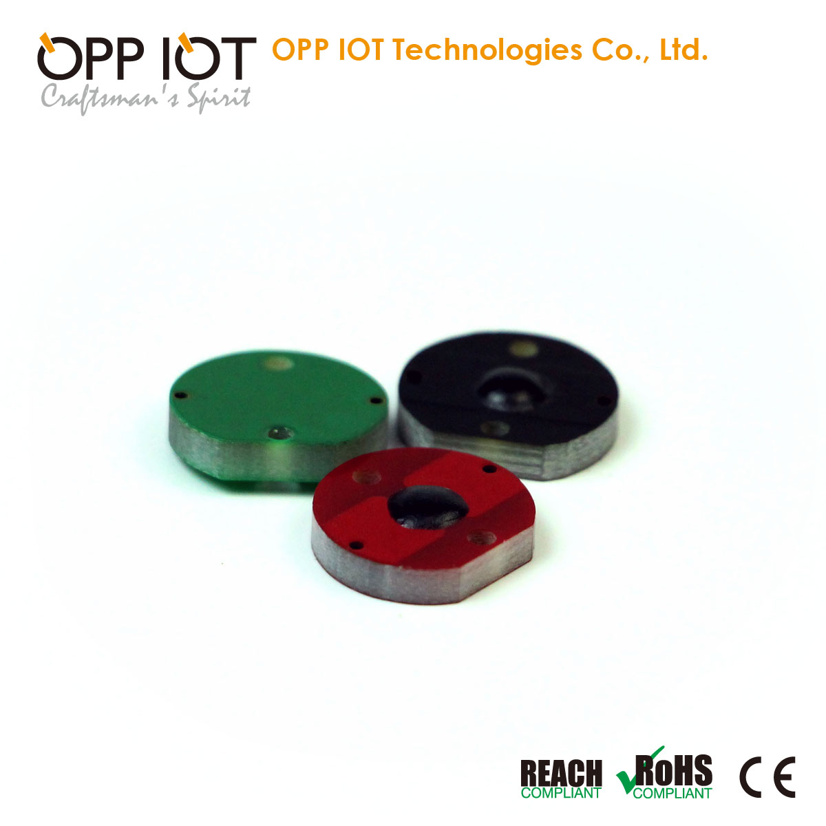 UHF Industrial Equipment Tracking Tag