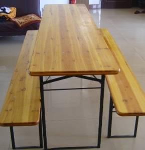 Beer table set