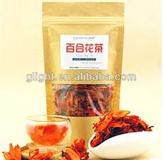 Dried Flower tea, Lily Flower Tea, Chinese Healthy Flower Tea