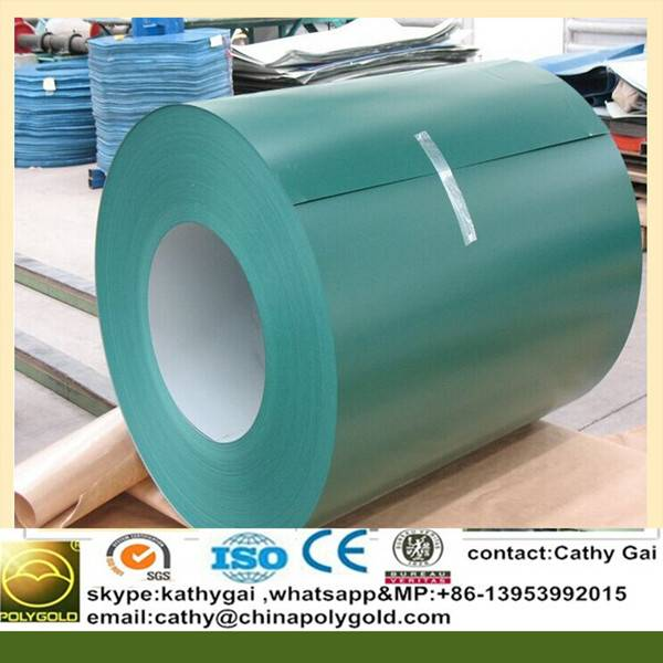 color coated aluminium coil for roofing sheet and building construction materials