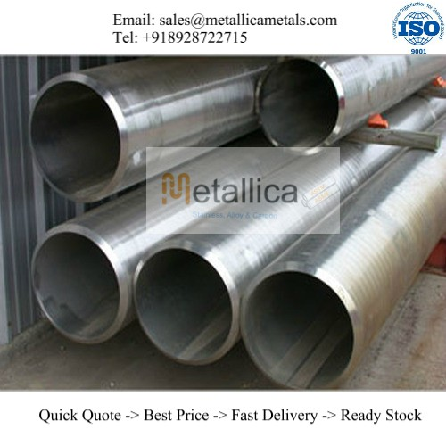 High Temperature Stainless Steel Pipes