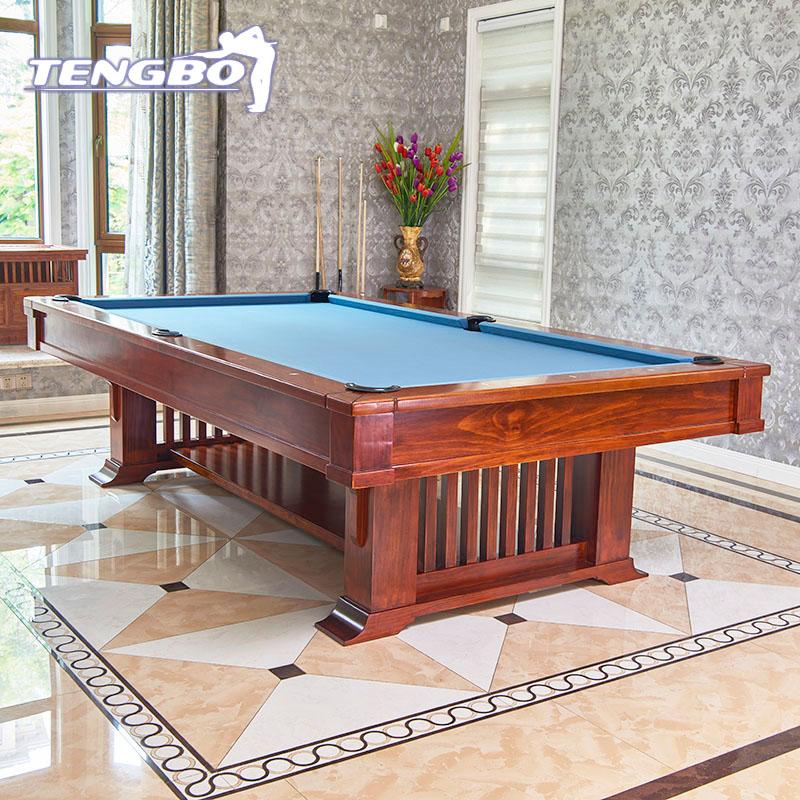 Multifunctional slate dining pool table