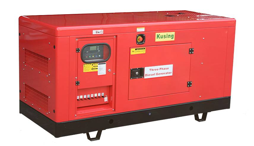 25KVA/20KW Diesel Silent Generator with YangDong Engine(K30200)