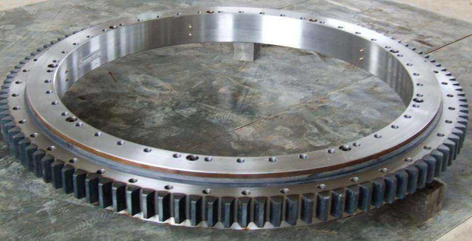 Tube industry turntable slewing ring