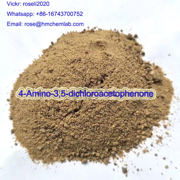 Hot sale 4-Amino-3,5-dichloroacetophenone in stock CAS:99-92-3 Wickr: roseli2020