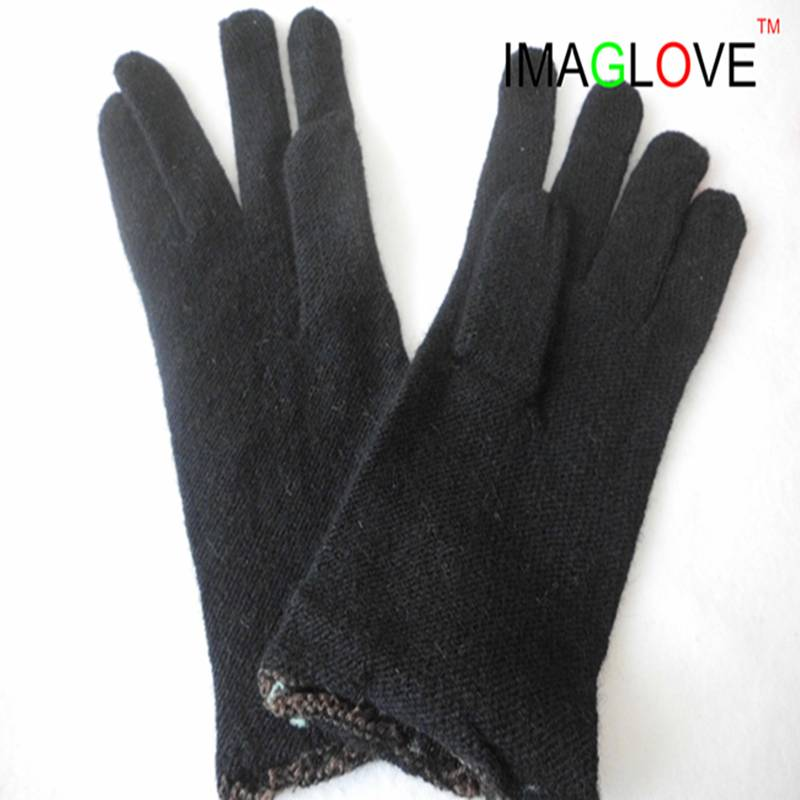 70% Wool 30% Nylon Knitted glove lining