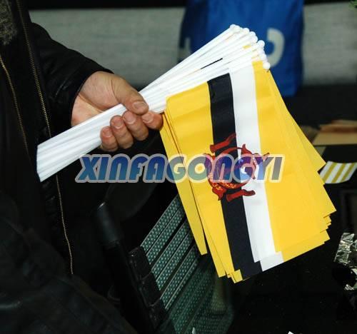 Hand flag for 2010 Shanghai Expo