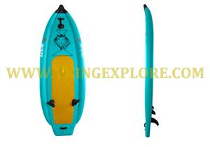 VKING SUP -11 Multi Chamber Fishing Board