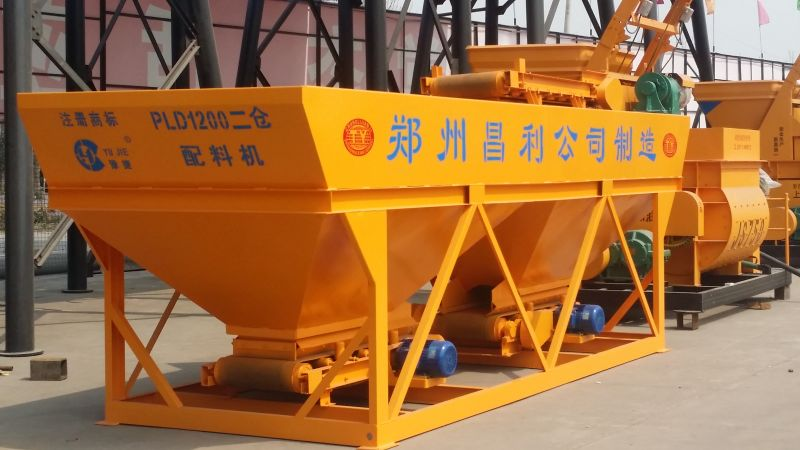 Top Supplier Of Aggregate Batching Machine