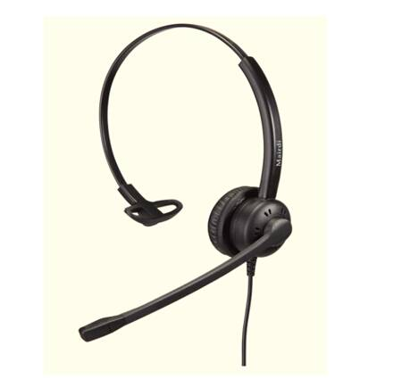 Wired Monaural telephone Headsets office headset