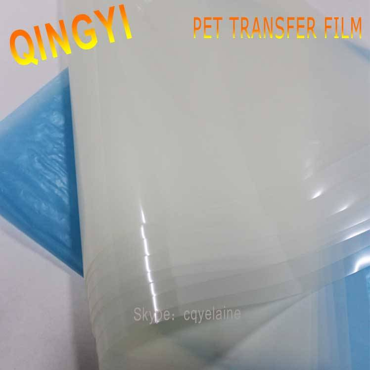 Wholesale hot peeling PET transfer film specialized for printing