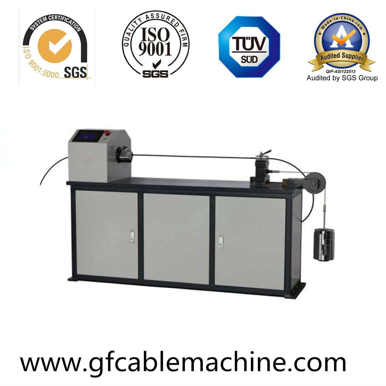 Optical Cable Torsion Testing Machine