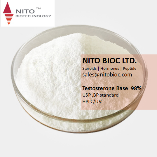 Nito Hot Sell Strong Steroid: Testosterone Base for Bodybuilding