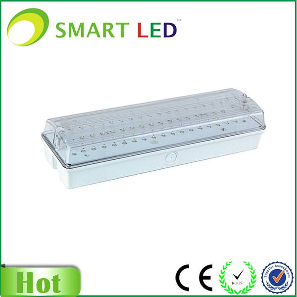 IP65 8W SMD3528 Maintained & Non-mainatined LED exit sign