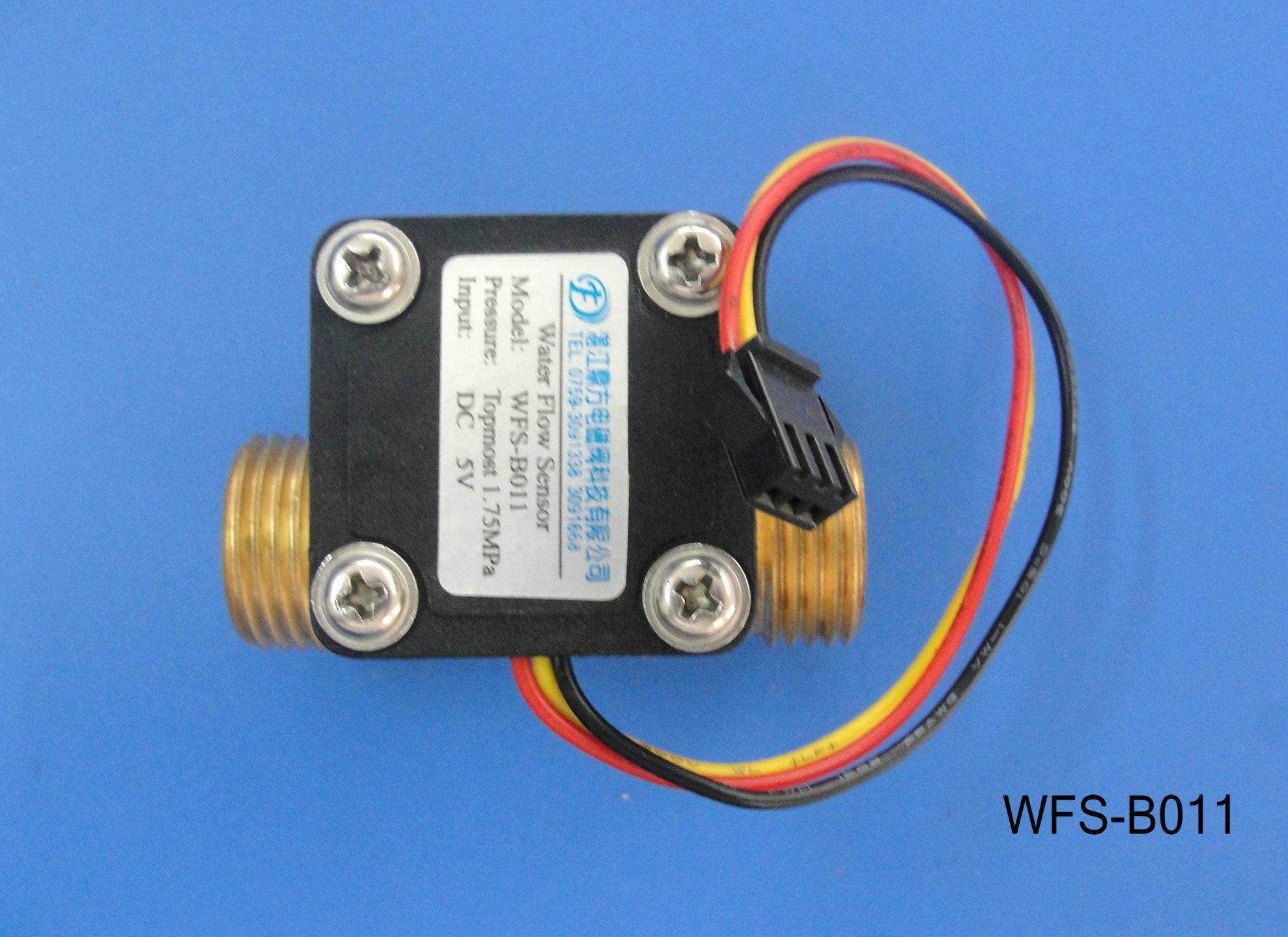 High temperature flow sensor WFS-B011