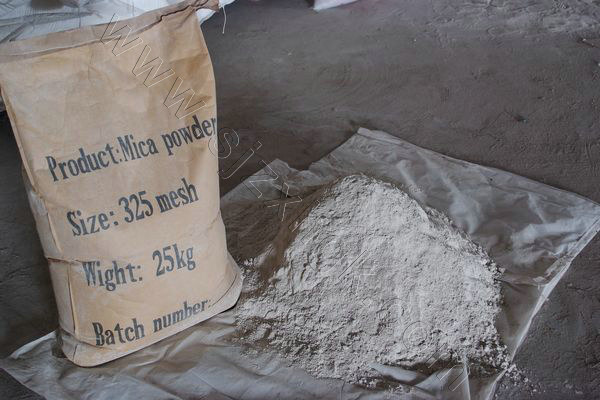 Wet Ground Mica Powder