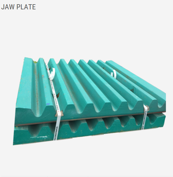 JAW PLATE · TOOTHED PLATE FIXED · SWING JAW PLATE · JAW HEAD · TOGGLE, SIDE LINERS.