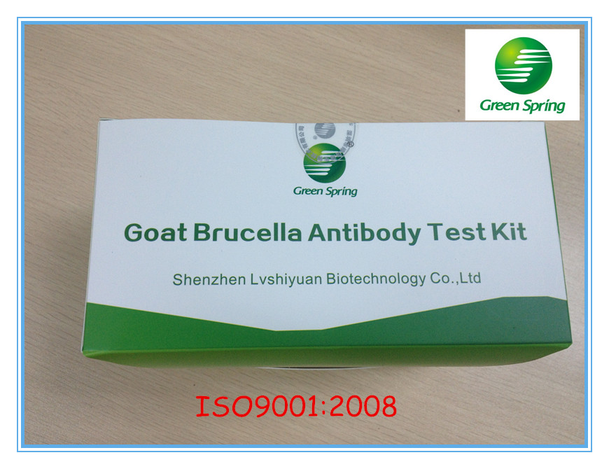 Bovine Tuberculosis (TB) antibody rapid test card