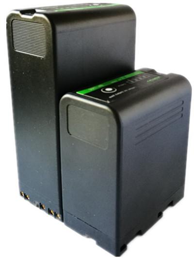 videGo Li-ion Battery Camera Battery F970/F750/F990/U65/U90/D54s/D54sh for Sony Panasonic DV Battery