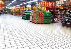 Supermarket tile