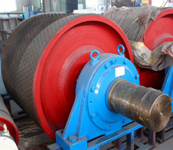Tube thickness 12mm Steel Roller with NDT