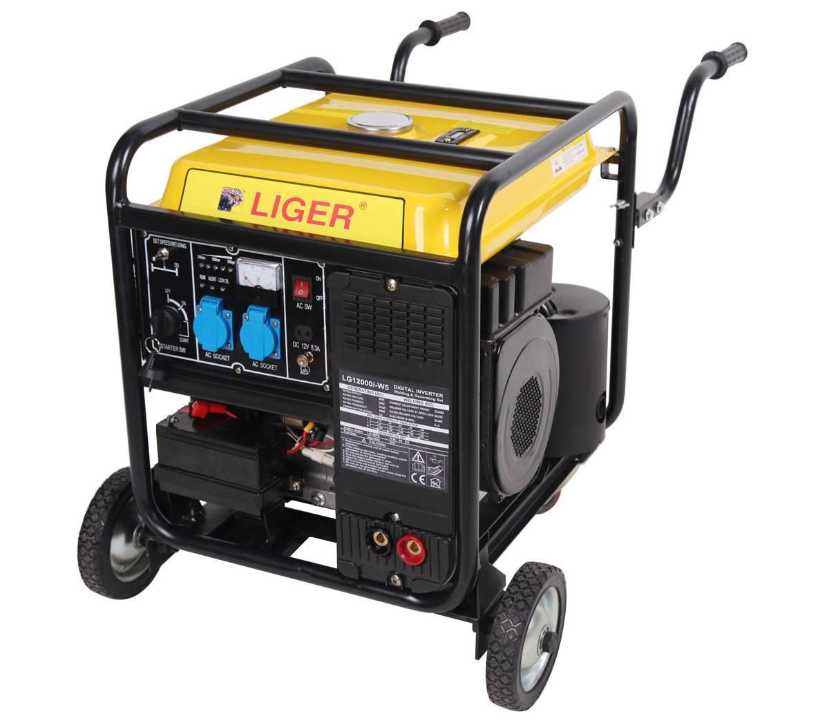 200A / 3KW Gasoline Welding Generator Set