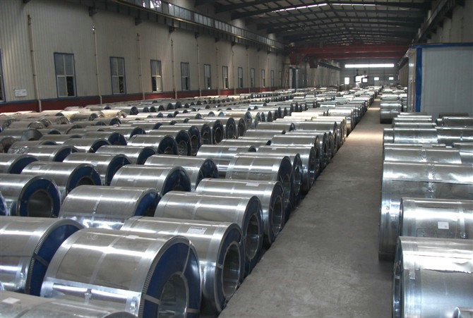 0.80mm hot dipped galvanized steel coil