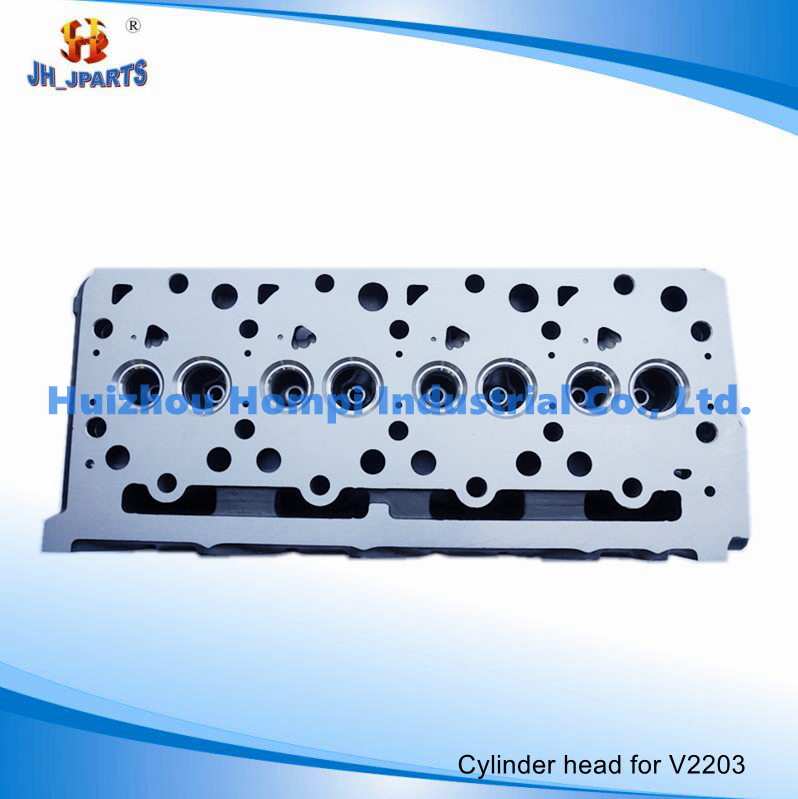 Engine Parts Cylinder Head for Kubota V2203 V2403 01907-703040 V1505/D950/D1302/V1702/V1902/D1703