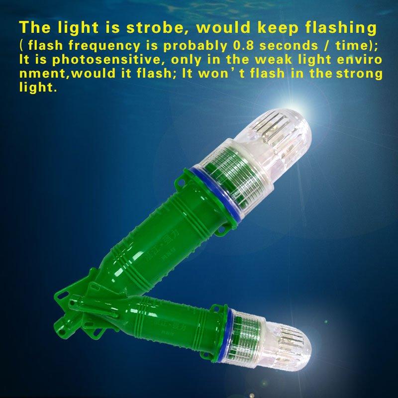 buoy lantern Led fishing net light