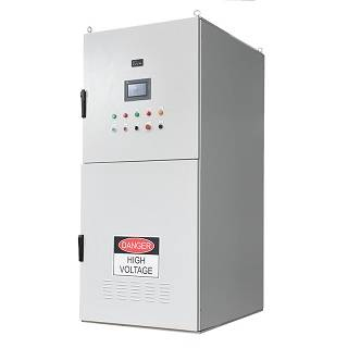 Medium Voltage Soft Starter Start Speed Control