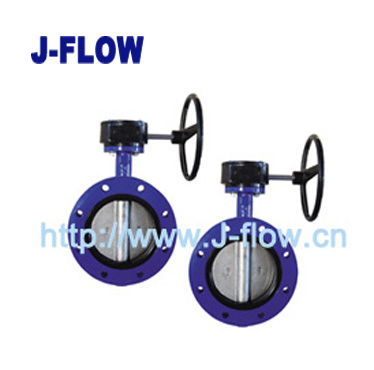 Signal Butterfly Valve Wafers end type Butterfly Valve with Limit Switch